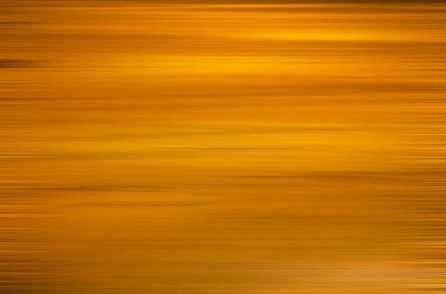 Gouden bewegingsonscherpte achtergrond
