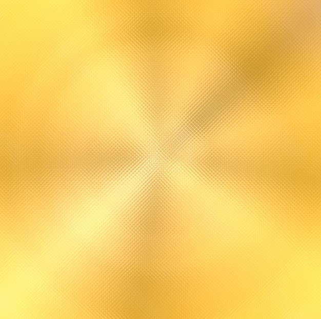 Gouden cirkelvormige textuurachtergrond