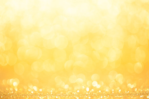 Gouden en gele cirkelachtergrond