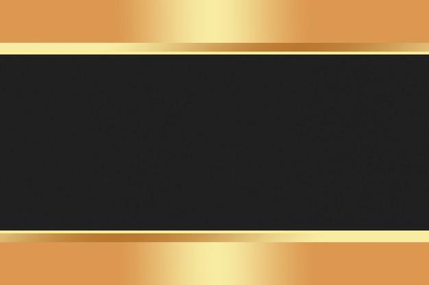 Gouden en zwarte achtergrond