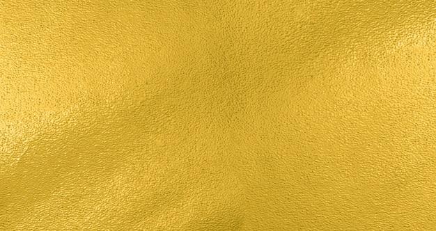 Gouden folie textuur achtergrond metaal licht goud abstracte achtergrond