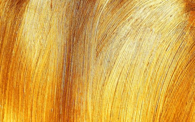 Gouden glanzende textuurachtergrond