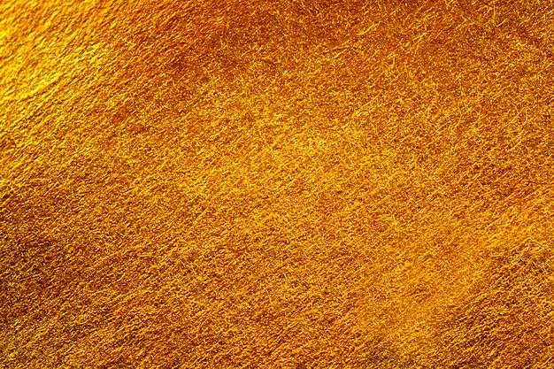Gouden glitter textuur abstracte achtergrond