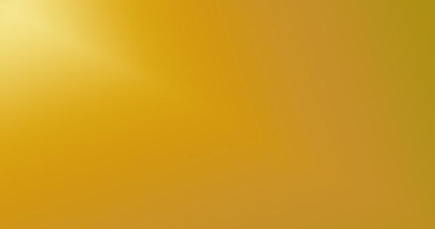 Gouden kleurverloop achtergrond voor creatieve abstracte achtergrond