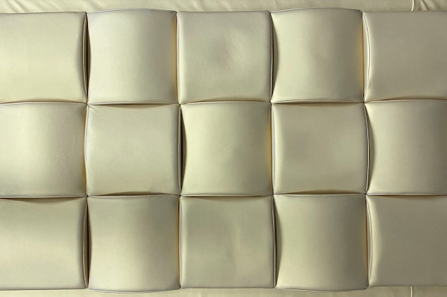 Gouden kubussen patroon
