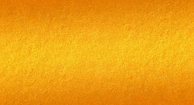 Gouden metaal geborstelde achtergrond