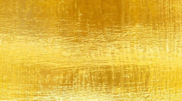 Gouden metalen achtergrond