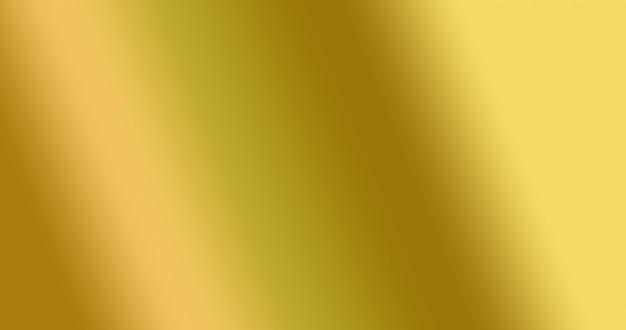 Gouden metalen kleurverloop abstracte achtergrond