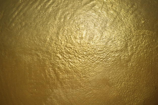 Gouden metalen textuur achtergrond oppervlak