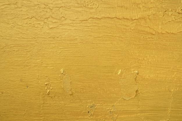 Gouden muurtextuur als achtergrond