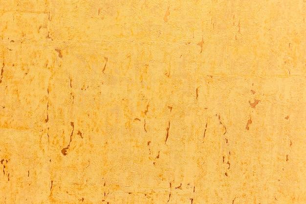 Gouden of gouden achtergrond vintage papier achtergrondstructuur