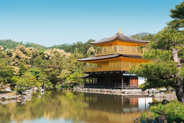 Gouden paviljoen bij chi lin nunnery