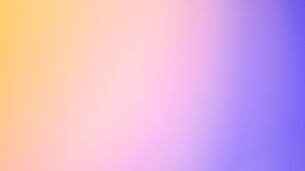 Gradiënt intreepupil abstracte foto gladde roze en blauwe kleur achtergrond