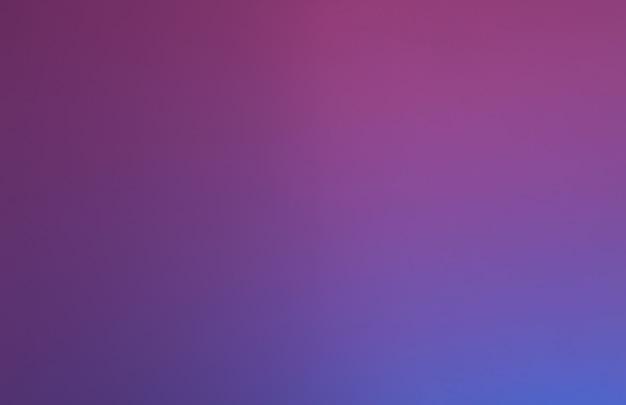 Gradiënt levendig roze blauw neon