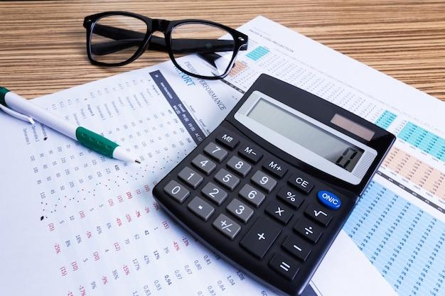 Grafieken en rekenmachine