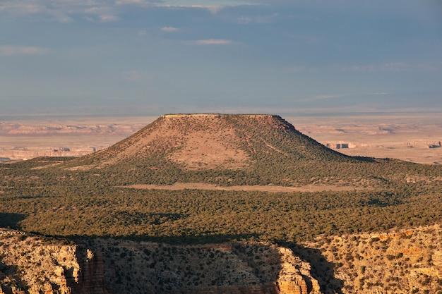 Grand canyon in arizona, verenigt staten