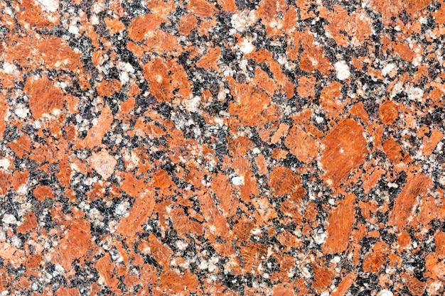 Granieten oppervlak gestructureerd