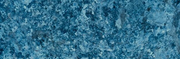 Graniettextuur, blauwe granietoppervlakte voor achtergrond, materiaal voor decoratieve textuur, binnenlands ontwerp.