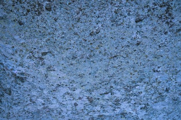 Graniettextuur, blauwe granietoppervlakte voor achtergrond