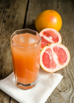 Grapefruit sap
