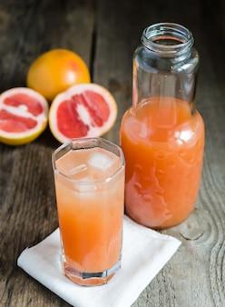 Grapefruit sap