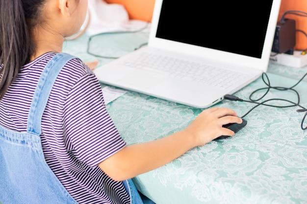 Grappige computer voor kinderen