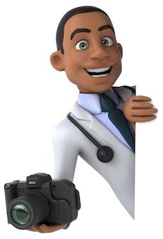 Grappige dokter