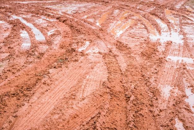 Gras grond vuil herfst veld