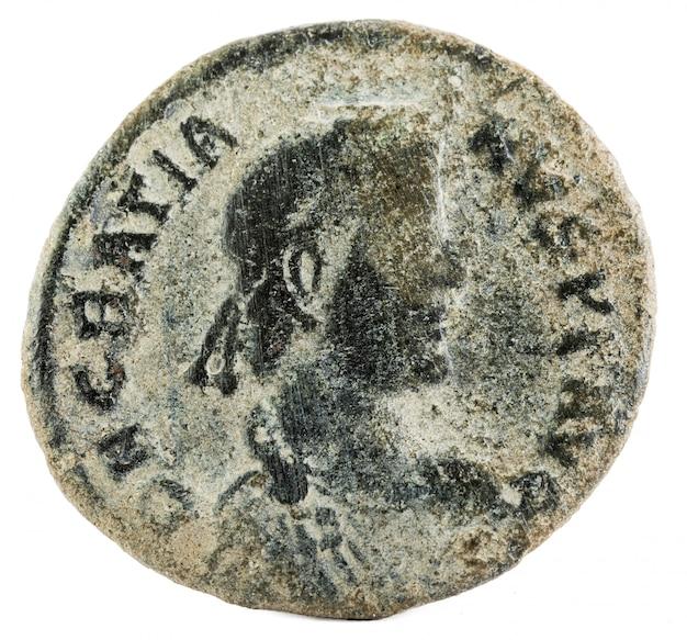 Gratian roman coin