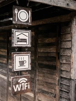 Gratis wifi-bord