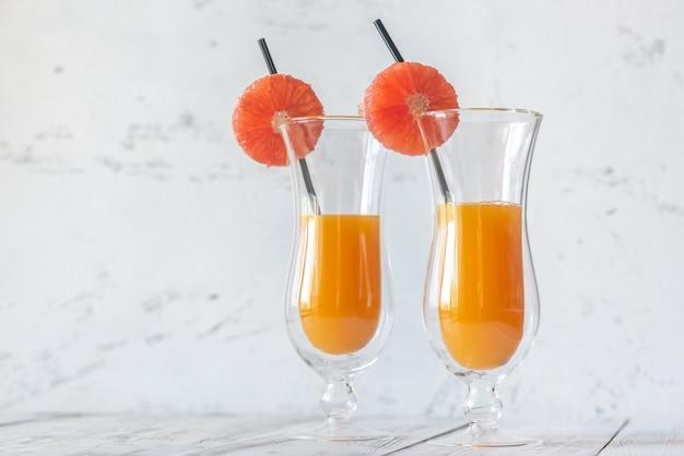 Greyhound cocktails