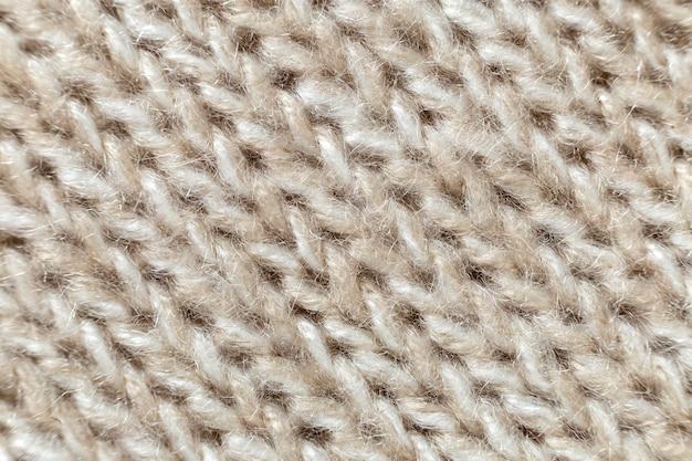 Grijs beige linnen canvas oppervlakte achtergrond. jute ontwerp, ecologisch katoen textiel, modieuze geweven flex jute.