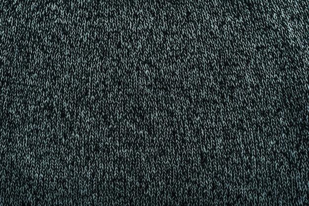 Grijs gebreid textiel