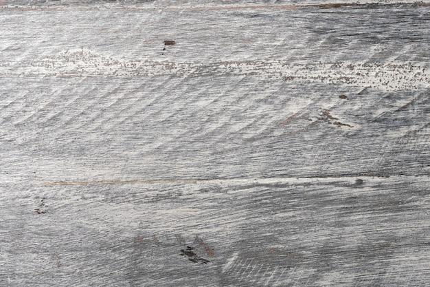 Grijs geverfd hout