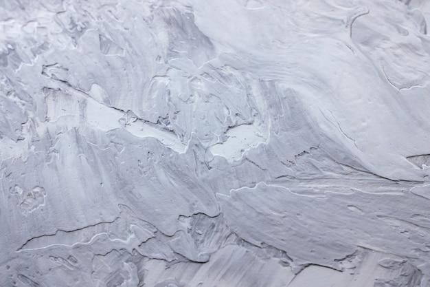 Grijs met muur geschilderd in ruwe textuur van beton