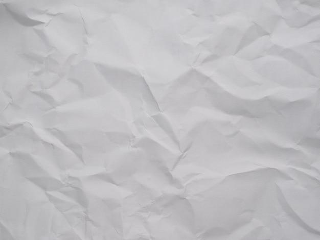 Grijs papier verfrommeld achtergrond.