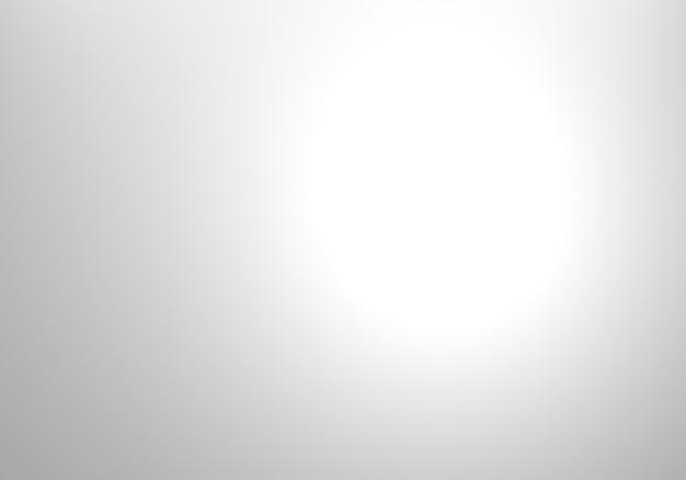Grijze achtergrond fel licht abstracte textuur luxe. gradiënt illustratie. 3d-weergave