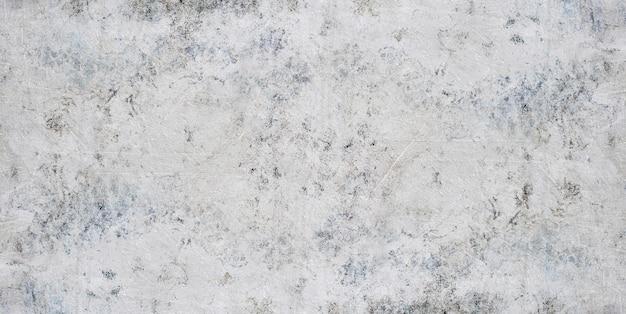 Grijze cementmuur of concrete oppervlaktetextuur voor oppervlakte