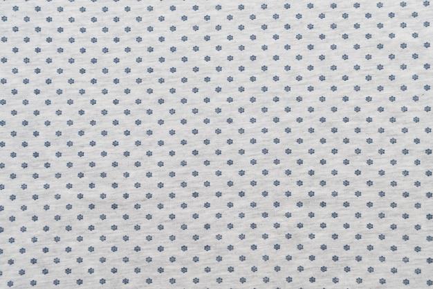 Grijze gebreide doek textuur