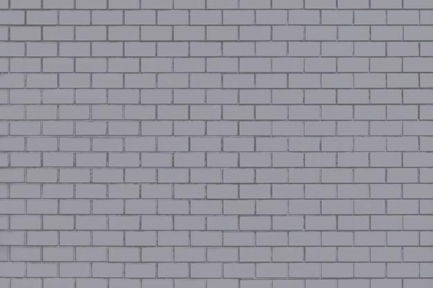 Grijze getextureerde bakstenen muur achtergrond