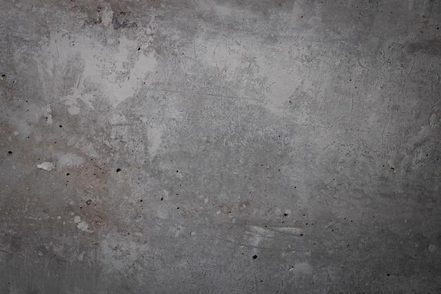 Grijze grunge getextureerde muur. kopieer ruimte, asfalt achtergrond