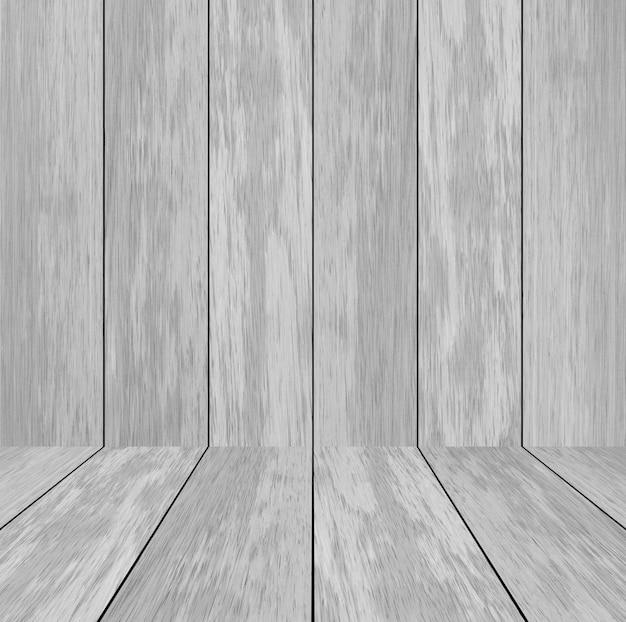 Grijze houten kamer textuur achtergrond