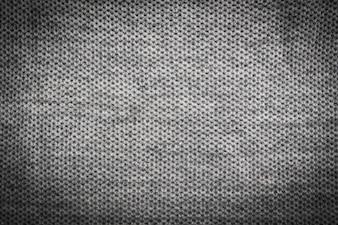 Grijze katoenen texturen