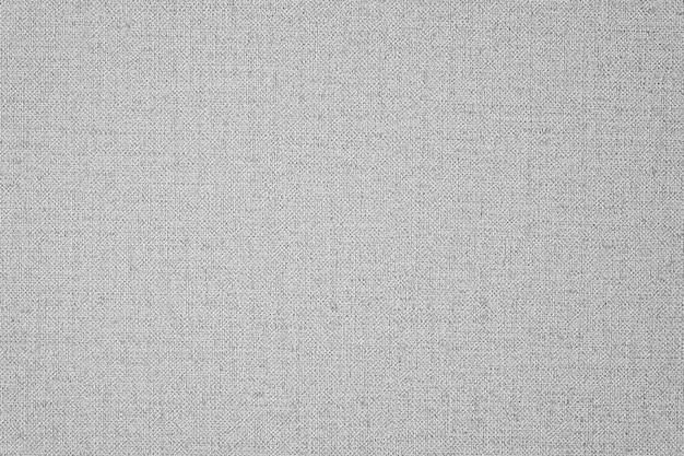 Grijze linnen stof gestructureerde achtergrond