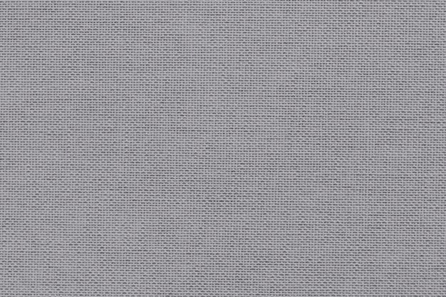 Grijze stof textiel getextureerde achtergrond