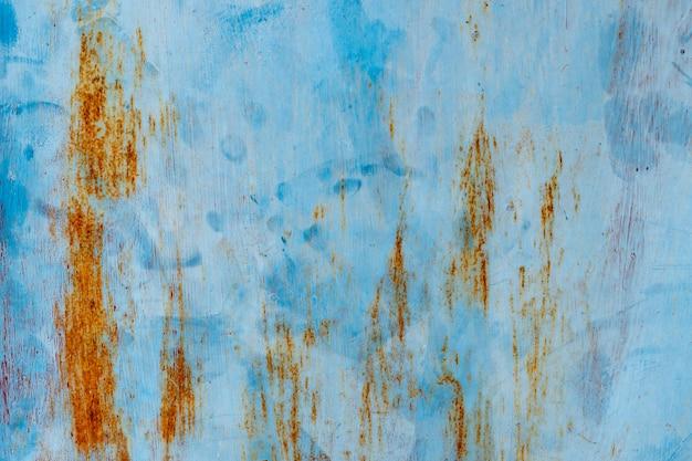 Groen en blauw stof en gekraste gestructureerde achtergronden met ruimte.