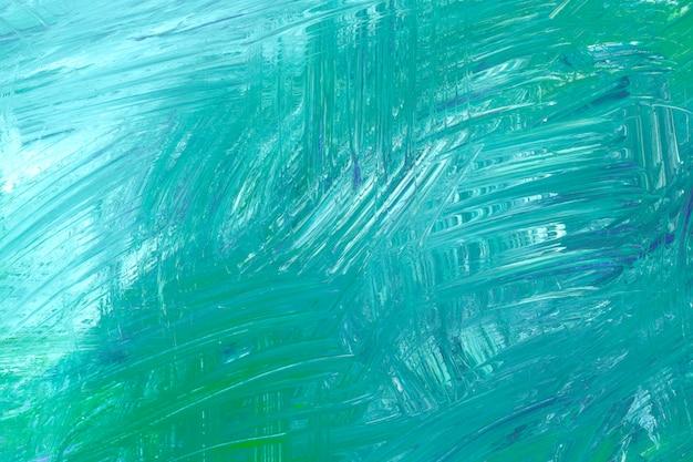 Groen gestructureerd behang