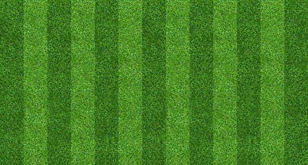 Groen gras veld achtergrond voor voetbal en voetbal sporten