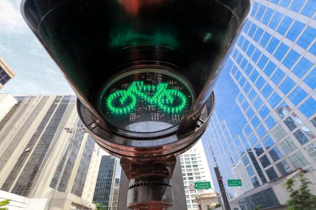 Groen licht voor fiets