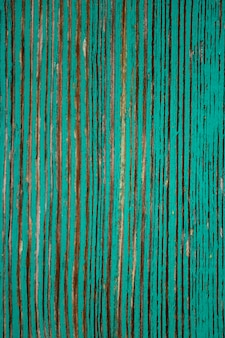 Groen of aquamarijn houtstructuur achtergrond met veel aders.